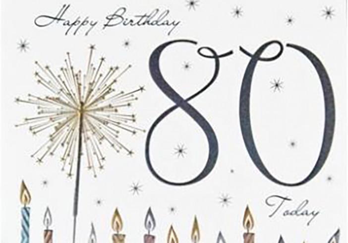 Happy 80th Birthday To John Martin